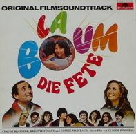 Vladimir Cosma - La Boum - Die Fete (Original Filmsoundtrack)
