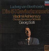 Vladimir Ashkenazy - Beethoven: Die 5 Klavierkonzerte