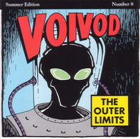 Voïvod - The Outer Limits