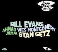 W.Trio/Jamal,A.Trio/Evans,B./Getz,S./Byrd,C. Montgomery - Jazz Heroes 09