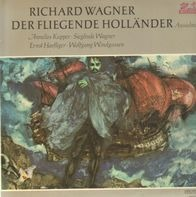 Wagner, Annelies Kupper, Sieglinde Wagner,.. - DER FLIEGENDE HOLLANDER