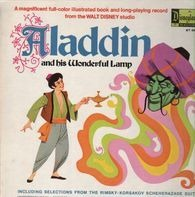 Walt Disney - Aladdin And His Wonderful Lamp