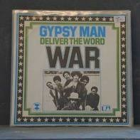 War - Gypsy Man / Deliver The Word