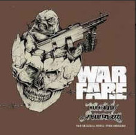Warfare - Metal Anarchy The Original Metal - Punk Sessions