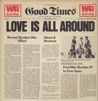 War feat. Eric Burdon - Love Is All Around