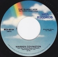 Warren Covington And Tommy Dorsey And His Orchestra - The Bunny Hop / Charleston