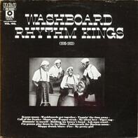 Washboard Rhythm Kings - Washboard Rhythm Kings (1930 - 1933)