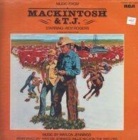 Waylon Jennings - Music From Mackintosh & T.J.