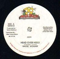 Wayne Wonder / Donovan Steele - Head Over Heels / Where Do Broken Hearts Go
