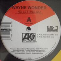 Wayne Wonder - No Letting Go (Dance Mixes)