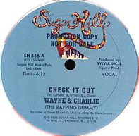 Wayne & Charlie (The Rapping Dummy) - Check It Out