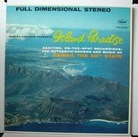 Webley Edwards - Webley Edwards Presents Island Paradise