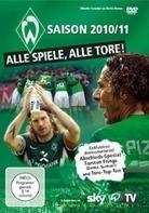 Werder-Bremen - Werder Bremen - Saison 2010/11