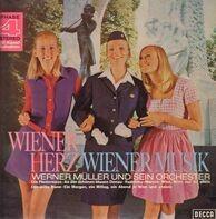 Werner Müller und sein Orchester - Wiener Herz, Wiener Musik