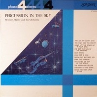 Werner Müller Und Sein Orchester - Percussion In The Sky