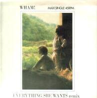 Wham! - Everything She Wants (Remix) / Last Christmas