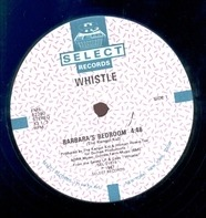 Whistle - barbara's bedroom