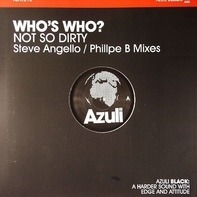 Who's Who - Not So Dirty
