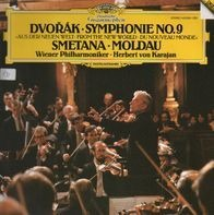 Dvorak, Smetana/Wiener Philh, Karajan - Dvorak-Symphonie Nr.9, Smetana-Moldau