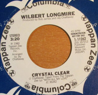 Wilbert Longmire - Crystal Clear