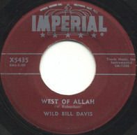 Wild Bill Davis - West Of Allah / Wild Blues