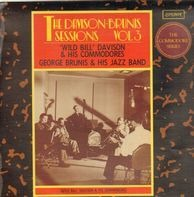 Wild Bill Davison And His Commodores/ George Brunis And His Jazz Band - The Davison-Brunis Sessions Vol. 3
