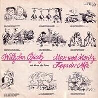 Wilhelm Busch, Märchen - Max Und Moritz / Fipps Der Affe