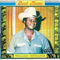 William Onyeabor - Good Name