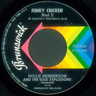 Willie Henderson And The Soul Explosions - Funky Chicken