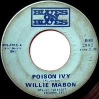 Willie Mabon - Poison Ivy / Guilty Blues