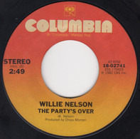 Willie Nelson - Always On My Mind / The Party's Over