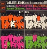 Willie Lewis And His Entertainers - 1935-1937