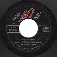 Willie Mitchell - Soul Serenade / Mercy Mercy Mercy