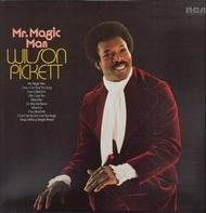 Wilson Pickett - Mr. Magic Man