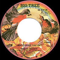 Wilson Pickett - Who Turned You On / Dance You Down