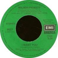 Wilson Pickett - I Want You