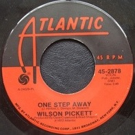 Wilson Pickett - One Step Away / Funk Factory