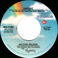 Wilton Felder - Insight