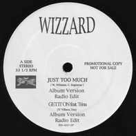 Wizzard - Just Too Much