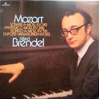Wolfgang Amadeus Mozart - Alfred Brendel - Sonate A-moll KV 310 - Fantasie C-moll KV 396 - Rondo A-moll KV 511 - Duport-Variationen KV 573