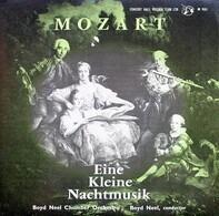 Wolfgang Amadeus Mozart - Boyd Neel , The Boyd Neel Chamber Orchestra - eine kleine nachtmusik