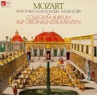 Wolfgang Amadeus Mozart - Sinfonien G-Moll KV 550 • B-Dur KV 319
