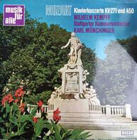 Wolfgang Amadeus Mozart - Wilhelm Kempff , Karl Münchinger , Stuttgarter Kammerorchester , L'Orches - Klavierkonzerte KV 271 und 450