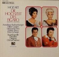 Mozart, Annelies Kupper, Maria Stader,.. - Die Hochzeit des Figaro