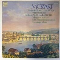 Mozart /  Collegium Aureum , Franzjosef Maier - Sinfonie Nr. 38 D-dur KV 504 'Prager Sinfonie' / Sinfonie Nr. 39 Es-dur KV 543