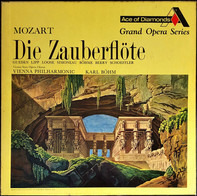 Mozart (Böhm) - Die Zauberflöte