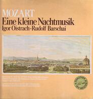 Wolfgang Amadeus Mozart , Igor Oistrach , Rudolf Barshai - eine kleine nachtmusik
