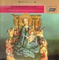 Wolfgang Amadeus Mozart , Jascha Horenstein - Coronation Mass / Vesperae Solemnes De Confessore