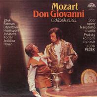 Mozart - Pešek - Don Giovanni