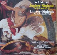 Wolfgang Amadeus Mozart - Jupiter-Sinfonie Nr.41 C-Dur, KV 551 / Linzer-Sinfonie Nr.36 C-Dur, KV 425